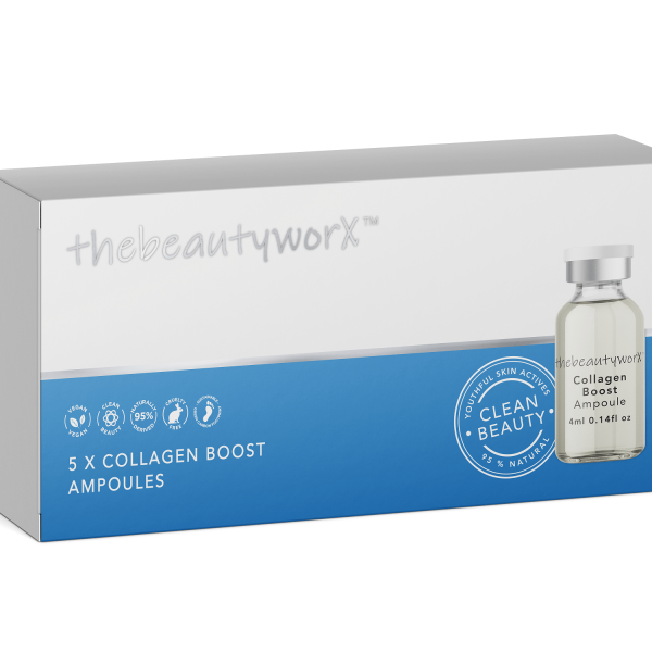 TBW Collagen Boost Ampoule Box