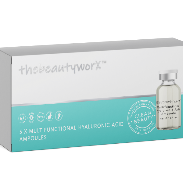 TBW Hyaluronic Acid Ampoule Box